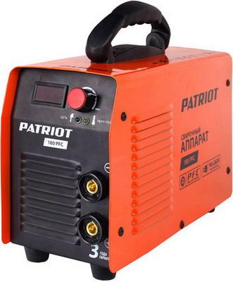 Сварочный аппарат Patriot 180 PFC сварочный инвертор patriot 230 pfc 605302145