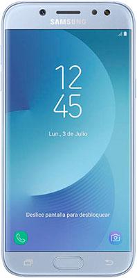 все цены на Мобильный телефон Samsung Galaxy J5 (2017) голубой