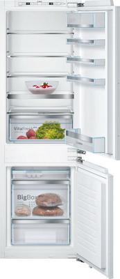 Встраиваемый двухкамерный холодильник Bosch KIS 86 AF 20 R двухкамерный холодильник don r 297 g