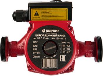 Насос Unipump UPС 32-120 220 79285 насос циркуляционный отопл unipump upс 25 200 230