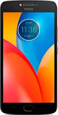 Мобильный телефон Motorola E+ XT 1771 16 Gb серый motorola nexus 6 32 gb unlocked