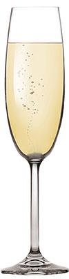 Бокалы для шампанского Tescoma CHARLIE 220мл 6шт 306430