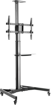 Мобильная стойка для презентаций Brateck TTV 03-46 TW