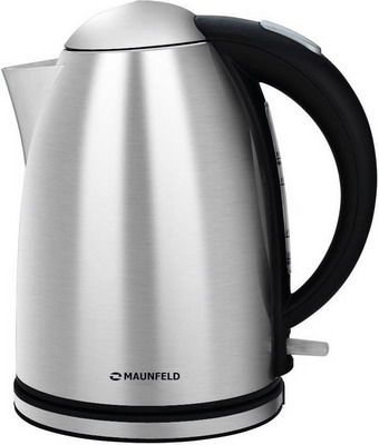 Чайник электрический MAUNFELD MFK-743 S нержавейка чайник электрический maunfeld mfk 661 ch вишневый с перламутром