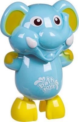 Игрушка для купания Bondibon Слоненок ВВ1873 игрушка для купания bondibon слоненок вв1873