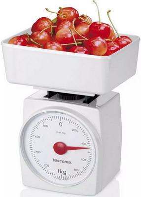 Кухонные весы Tescoma ACCURA 634522 кухонные весы redmond rs 736 полоски