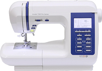 Швейная машина Astralux 7300 Pro Series швейная машинка astralux 156