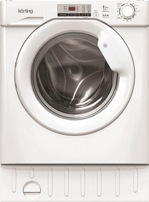 Встраиваемая стиральная машина Korting KWDI 1485 W korting kch710k w