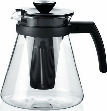 Чайник Tescoma TEO 646622 кувшин для холодильника tescoma teo с крышкой цвет прозрачный белый 1 л