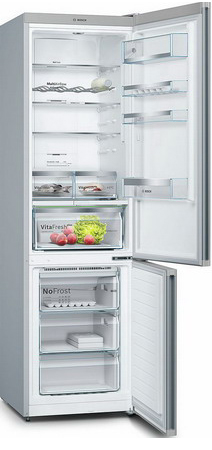Двухкамерный холодильник Bosch KGN 39 AI 2 AR bosch kgn 36s71