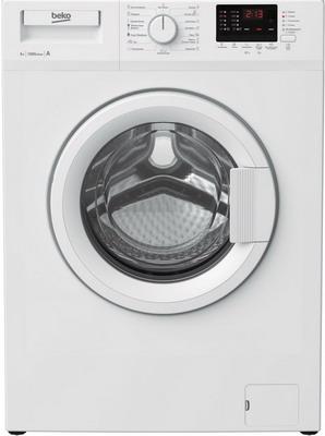 Стиральная машина Beko WRS 55 P2 BWW посудомоечная машина beko dis 15010