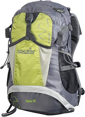 Рюкзак для городских прогулок Norfin ALPIKA 25 NF