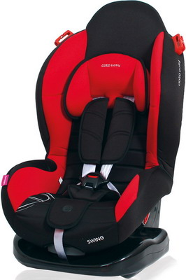 Автокресло CotoBaby SWING 9-25 кг красное ноутбук ноутбук dell inspiron 3565 amd a6 9220 2500 mhz 15 6 1366x768 4gb 1000gb hdd dvd rw amd radeon r4 wi fi bluetooth windows 10 home