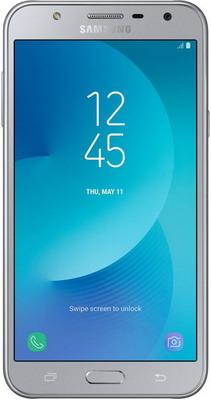 Мобильный телефон Samsung Galaxy J7 Neo SM-J 701 F/DS серебристый мобильный телефон samsung galaxy j1 2016 sm j 120 f ds белый