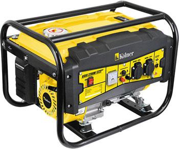 все цены на Электрический генератор и электростанция Kolner KGEG 2200 M онлайн