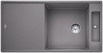 Кухонная мойка BLANCO AXIA III XL 6 S InFino Silgranit алюметаллик ( столик ясень) 523502 кухонная мойка blanco axia ii 8 кофе