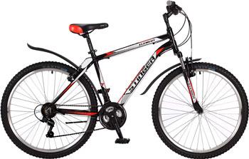 Велосипед Stinger 26'' Element 14'' черный 26 AHV.ELEM.14 BK7 велосипед stinger valencia 2017