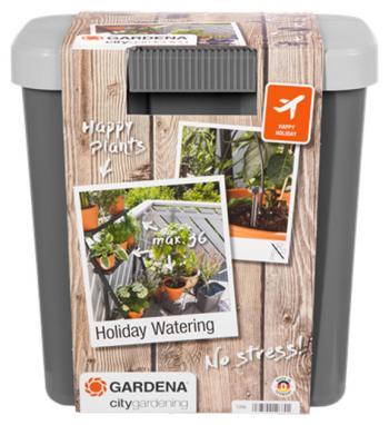 Набор для полива Gardena Комплект для полива с емкостью 9 л 01266-20 сооружаем системы орошения полива дренажа и колодцы