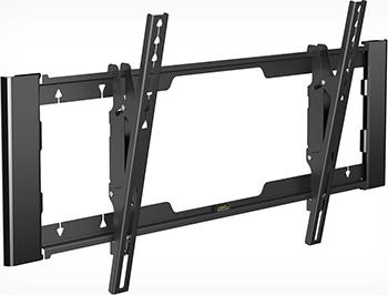 Кронштейн для телевизоров Holder LCD-T 6920-B holder lcd t 6605 b металлик черный глянец