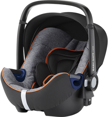 Автокресло Britax Roemer Baby-Safe2 i-size Black Marble Highline 2000029694 база для britax roemer baby safe i size base black