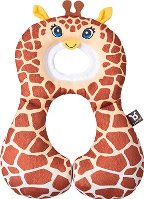цена Подушка для путешествий Benbat HR 303 1-4 года жираф