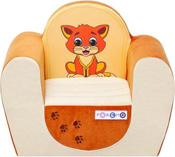Детское кресло Paremo ''Котенок'' PCR 316-04 мягкие кресла paremo детское кресло экшен мореплаватель