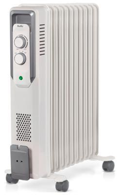 Масляный обогреватель Ballu CUBE BOH/CB-11 W 2200 (11 секций) радиатор масляный ballu boh md 09bbn
