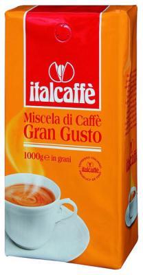 Кофе зерновой Italcaffe Gran Gusto 1 кг