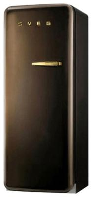 Однокамерный холодильник Smeg FAB 28 LCG1 однокамерный холодильник smeg fab 28 lcs1