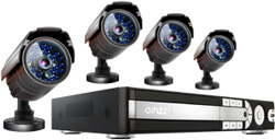 Комплект видеонаблюдения Ginzzu от Холодильник