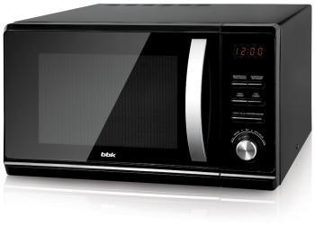 Микроволновая печь - СВЧ BBK 23 MWG-851 T/B чёрный микроволновая печь supra mwg 2232tb