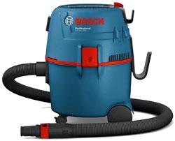 Строительный пылесос Bosch GAS 20 L SFC (060197 B 000) строительный пылесос dewalt dwv 902 l