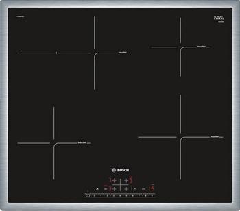 Встраиваемая электрическая варочная панель Bosch PIF 645 FB 1E встраиваемая электрическая панель bosch pxv851fc1e