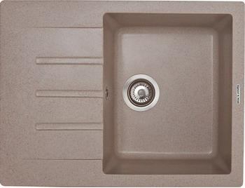 Кухонная мойка Zigmund amp Shtain RECHTECK 645 речной песок кухонная мойка ukinox stm 800 600 20 6