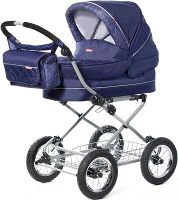 Коляска Happy Baby Amalfy GB-6628 Blue