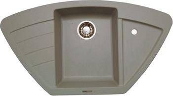 Кухонная мойка LAVA A.2 (SCANDIC серый) кухонная мойка lava q 1 scandic серый