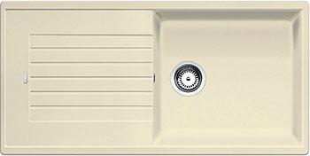 Кухонная мойка BLANCO ZIA XL 6S SILGRANIT жасмин мойка blanco zia xl 6s silgranit 520635 жемчужный размер шхд 100см х 50см
