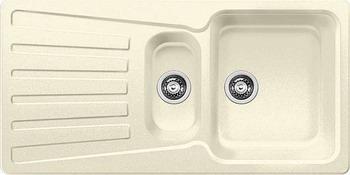 Кухонная мойка BLANCO NOVA 6S SILGRANIT жасмин мойка blanco nova 45s silgranit 510442 антрацит