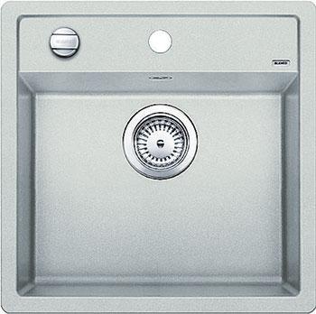 Кухонная мойка BLANCO DALAGO 5 SILGRANIT жемчужный с клапаном-автоматом кухонная мойка blanco dalago 45 silgranit жемчужный с клапаном автоматом