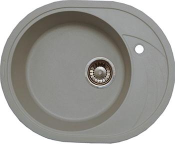 Кухонная мойка LAVA E.1 (SCANDIC серый ) кухонная мойка lava q 1 scandic серый