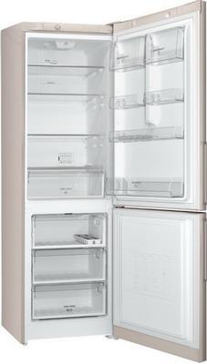 Двухкамерный холодильник Hotpoint-Ariston HF 4180 M холодильник hotpoint ariston hf 4180 s