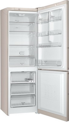 Двухкамерный холодильник Hotpoint-Ariston HF 4180 M