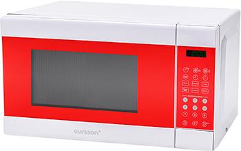 Микроволновая печь - СВЧ Oursson MD 2045/RD (красный) тостер oursson to2145d rd