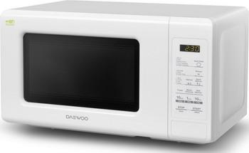 Микроволновая печь - СВЧ Daewoo Electronics KOR-661 BW  микроволновая печь свч daewoo electronics kor 6l6b