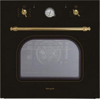 Встраиваемый электрический духовой шкаф Weissgauff EOA 69 AN weissgauff rondo 480 eco granit чёрный