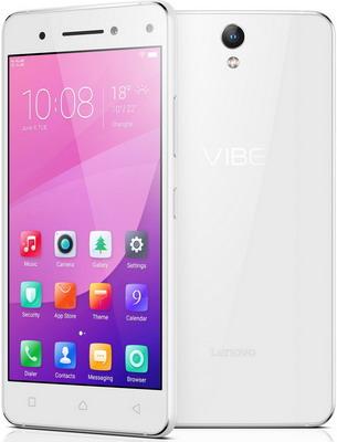 Lenovo IdeaPhone VIBE S1 DUAL SIM LTE (PA 200001 RU) белый lenovo vibe c2 k10a40 dual sim 8gb lte black