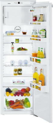 Встраиваемый однокамерный холодильник Liebherr IK 3524 встраиваемый холодильник liebherr ik 2764