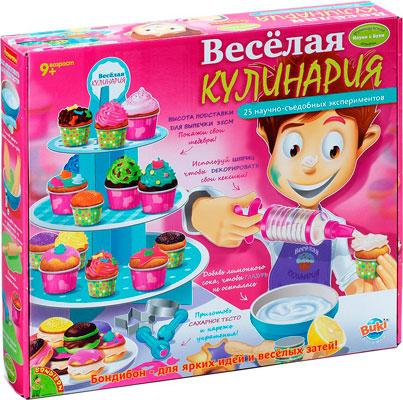 Настольная игра Bondibon Весёлая кулинария арт.7064 bondibon игра шнуровка платье