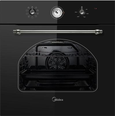 Встраиваемый электрический духовой шкаф Midea MO 58100 RGB-S