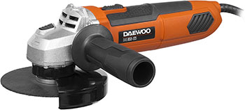 Угловая шлифовальная машина (болгарка) Daewoo Power Products DAG 850-125 midland gxt 850